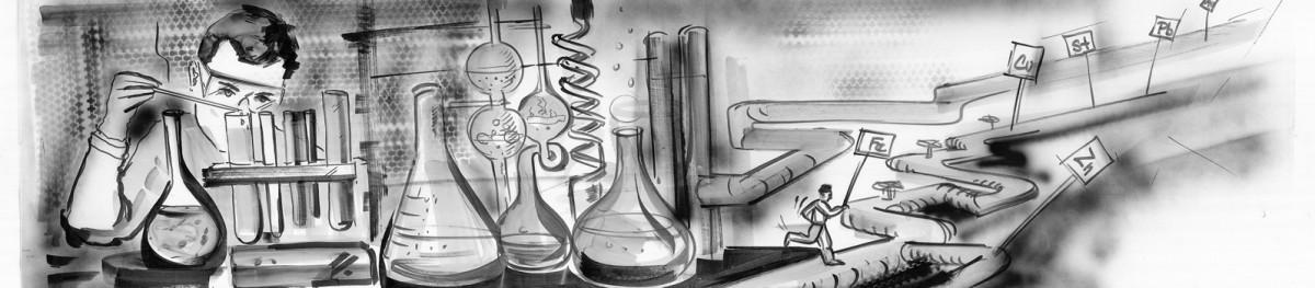 Chemický a petrochemický průmysl