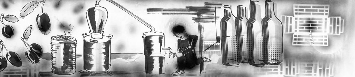 Výroba destilátů