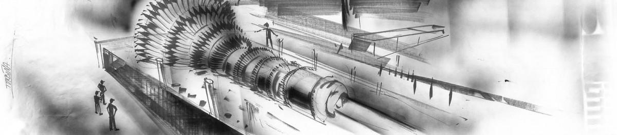 Regulácia výkonu turbín