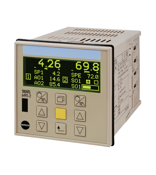 Measurement, control and automation systems