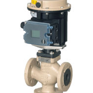 Globe and Three-way Valves (Series V2001)